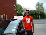 Only the Best Driving instructor in Preston for Balpreet
