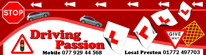 Driving lessons Schools Instructors in preston header