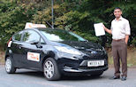 Flexible Driving lessons in Preston for Kamaran