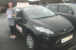 Sarah's patient and supportive Preston Driving Instructor